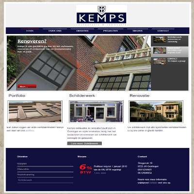 kemps restauratie en renovatie